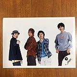 公式写真 2183生田斗真 風間俊介 山下智久 Jr.時代 Jロゴ