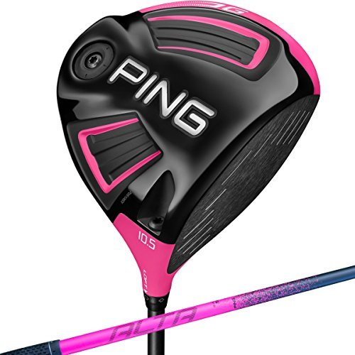 [해외]핀 G BUBBA WATSON 사용 제한 핑크 드라이버/Pin G BUBBA WATSON limited use pink driver