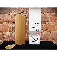 Koshi AQUA Wind Chimes (bell, chime, handbell, コシ・チャイム) Great sound