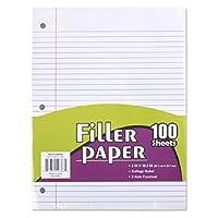バルクSchool Supplies卸売ケースパック48100のシートのCollege Ruled Paper