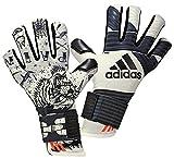 adidas(アディダス) サッカー ゴールキーパーグローブ ACE 2-フェイス クリームホワイト/ブラック/ソーラーレッド(BS4118) DKN01 9