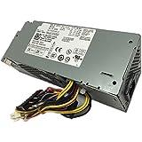 Powerforjp®Dell Optiplex 380,580,760,780,960,980,PW116,H235P,R224M,R225M,RM112,67T67,WU136,H255T,G185T,FR610,MPF5F, N6D7N, H235P-00, HP-D2352A0, F235E-00, L235P-01, H235E-00, D235ES-00 ノートPC用 互換ACアダプター 充電器