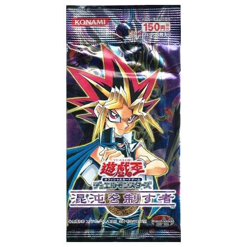 遊戯王 デュエルモンスターズ 「混沌を制す者」【Single Pack】