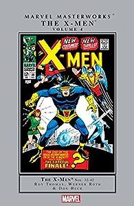 Uncanny X-Men (1963-2011) 4巻 表紙画像