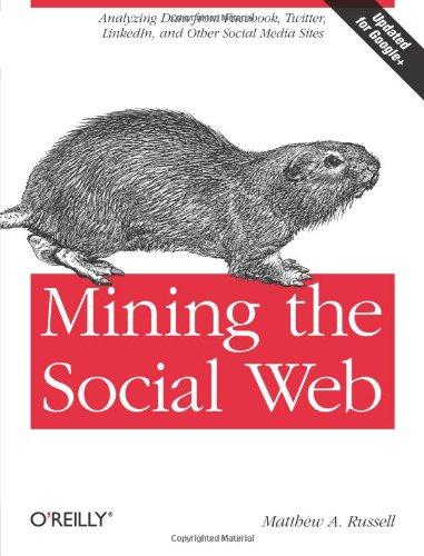 Mining the Social Webの詳細を見る