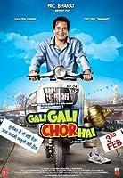 Gali Gali Chor Hai (2012) (Hindi Movie / Bollywood Film / Indian Cinema DVD) by Akshaye Khanna
