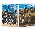 【Amazon.co.jp限定】 ガールズ&パンツァー スチールブックケース(オリジナル描き下ろし絵柄 タイプB)