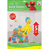 Big Bird Scene Setter Add-Ons [並行輸入品]