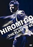 "HIROMI GO CONCERT TOUR 2008 ""THE PLACE TO BE""(初回生産限定盤) [DVD] 画像"