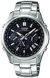 [カシオ]CASIO 腕時計 LINEAGE リニエージ タフソーラー 電波時計 MULTIBAND 6 LIW-M610D-1AJF メンズ