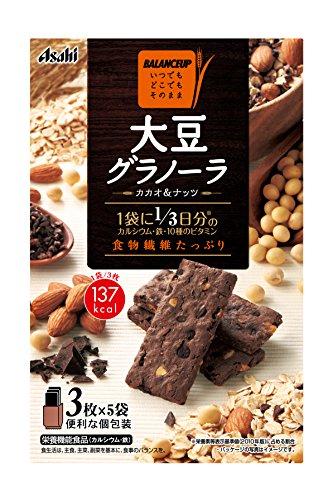 バランスアップ 大豆グラノーラ カカオ&ナッツ 箱150g