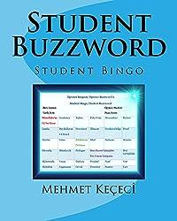 Student Buzzword: Student Bingo (English Edition)