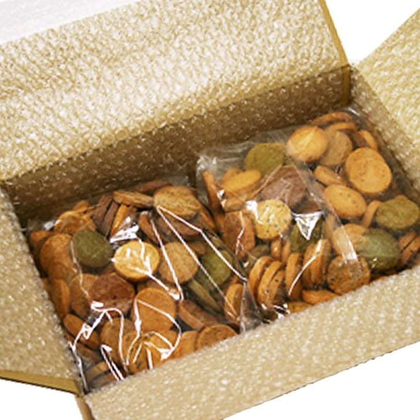 ランデブーリマーク日付付き蒲屋忠兵衛商店 NEW豆乳おからゼロクッキー10種 1kg