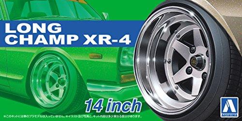 1/24 ザ・チューンドパーツ No.18 ロンシャン XR-4 14インチ