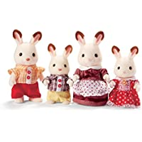 Calico Critters Hopscotch Rabbit Family [並行輸入品]