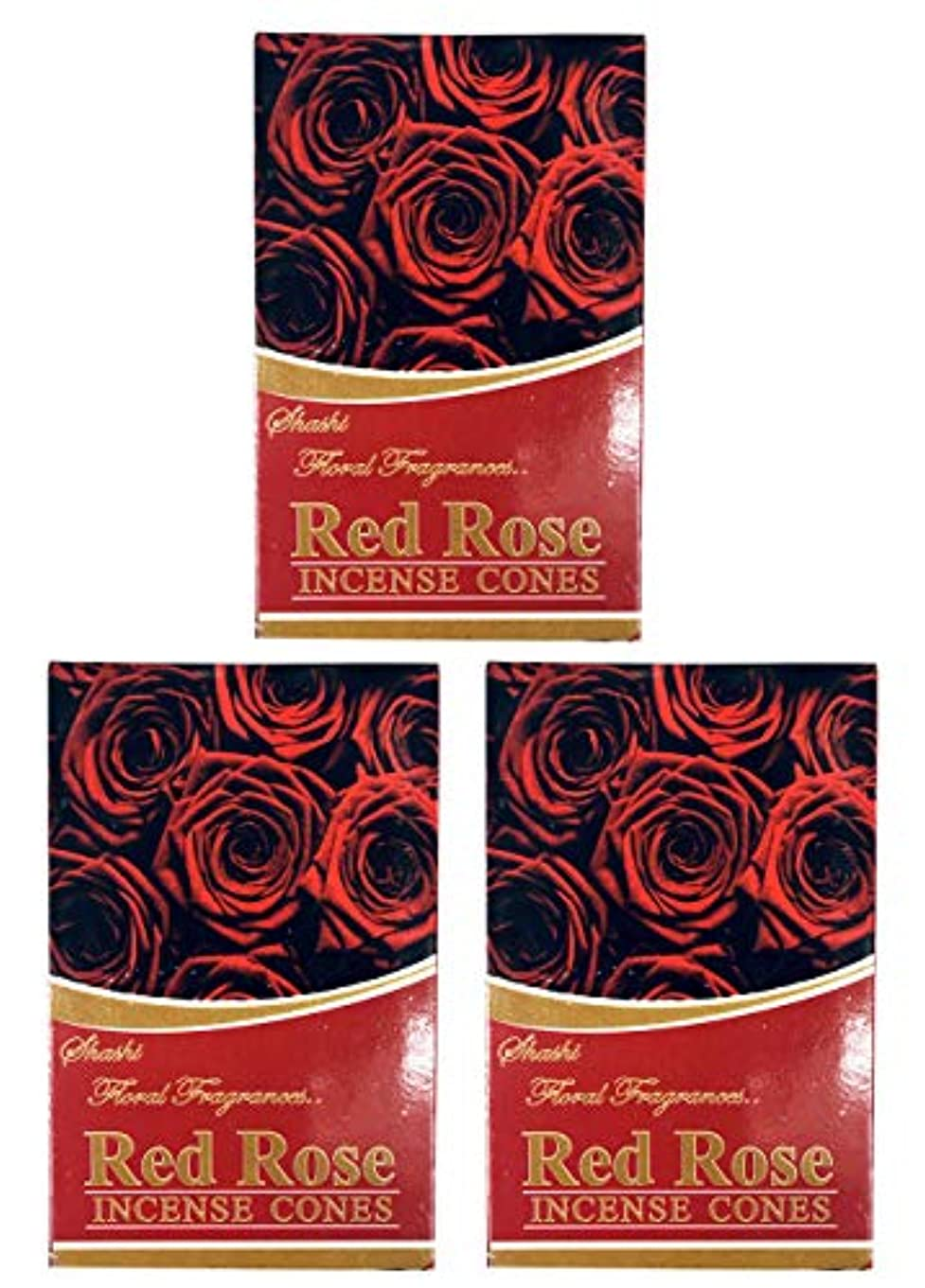 ビュッフェ司書どれかローズ ROSE お香 インセンス お線香 コーンタイプ 【まとめ買い3個パック】香り(アロマ)でリラック効果