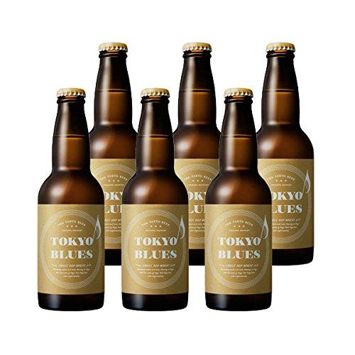 ビール TOKYO BLUES SINGLE HOP WHEAT 東京ブルース シングルホップウィート 330ml 6本