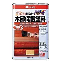 カンペハピオ 油性木部保護塗料 とうめい 3.2L
