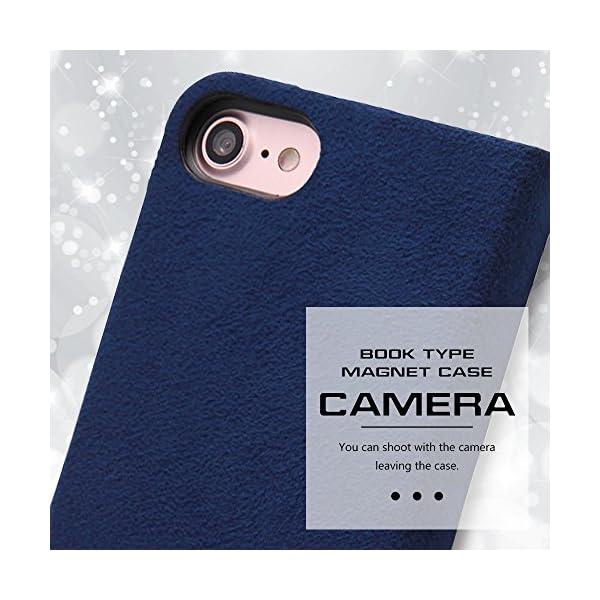 レイ・アウト iPhone7 ケース 手帳型 ...の紹介画像9