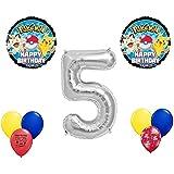 Pokemon Go Happy 5th誕生日バルーンデコレーションキット