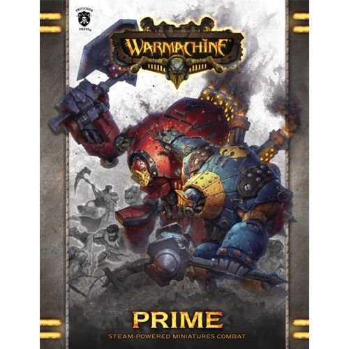 [ウォーマシン]Warmachine WARMACHINE: Prime Hardcover 1066 [並行輸入品]
