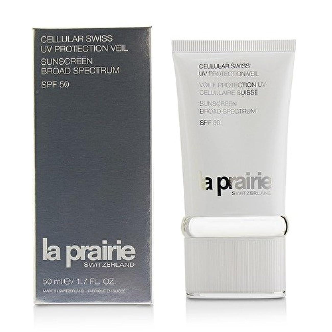 頼む不規則な民族主義ラプレリー Cellular Swiss UV Protection Veil SPF50 50ml/1.7oz並行輸入品