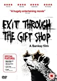 Exit Through The Gift Shop [DVD] by Bansky