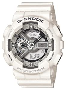 [カシオ]CASIO 腕時計 G-SHOCK ジーショック STANDARD アナログ/デジタルコンビネーションモデル 1/1000秒ストップウォッチ・速度計測・JIS1種耐磁性能 GA-110C-7AJF メンズ