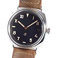 [パネライ]PANERAI 腕時計 ラジオミール カリフォルニア 3デイズ 中古[1333098] O番2012年 付属:国際保証書 ボックス シール タグ BZカバー 冊子