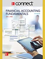 Connect 1 Semester Access Card for Financial Accounting Fundamentals