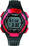 [タイムピース]Time Piece 腕時計 電波時計 ソーラー(デュアルパワー) デジタル TPW-002RD