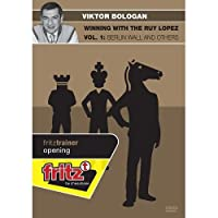 WINNING WITH THE RUY LOPEZ - Victor Bologan - VOLUME 1 [並行輸入品]