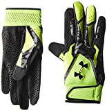 (アンダーアーマー)UNDER ARMOUR UA UNDENIABLE GLOVE 1295579 731 HIGH-VIS YELLOW/BLACK MD