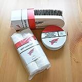 レッドウィング/REDWING オイルドレザーセット お手入れセット(オールナチュラルレザーコンディショナー、ブラシ、ブーツケアクロス) ブーツ メンズ