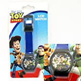 プーマ ブリーフ Disney ディズニー トイストーリー デジタル リストウオッチ 腕時計