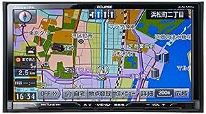 イクリプス(ECLIPSE) 7型 カーナビ AVN-SZ05i 地図自動更新/地デジ(フルセグ)TV/SD/CD/DVD/Bluetooth/Wi-Fi (2DINサイズ)