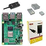 [CanaKit] [Raspberry Pi 4 Basic Kit (2GB RAM)/ラズベリーパイ4ベーシックキット(2GB RAM)] [並行輸入品]