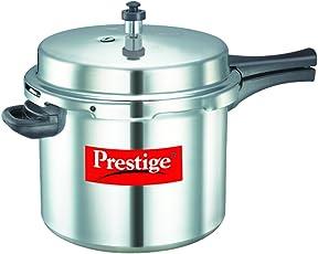 プレステージPPAPC10人気のアルミ圧力鍋 - 10リットル