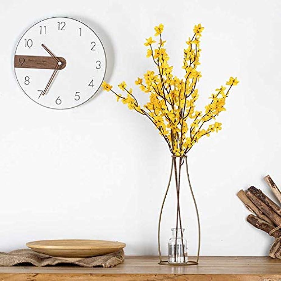 海里急性ちっちゃい人工花ダンス蘭フェイクフラワーホームウェディングパーティー花の装飾