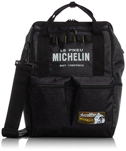 [ミシュラン] MICHELIN MICHELIN リュック 4ウェイバッグ 230448 BK (ブラック)