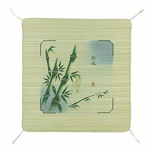 萩原 ぼかし友禅座布団 松風(まつかぜ) 約幅55×奥行58cm 1枚