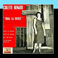 Vintage French Song No. 120 - EP: Irma La Douce by Colette Renard