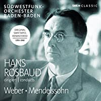Hans Rosbaud Conducts