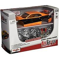 シボレーカマロSS RSを(キット)ダイキャストモデルカーキット