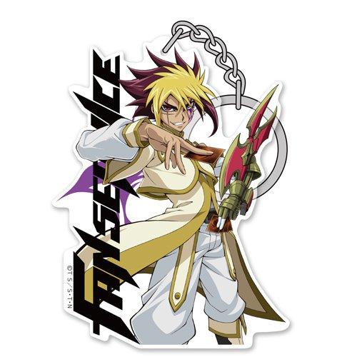 遊☆戯☆王ZEXAL IV アクリルキーホルダー