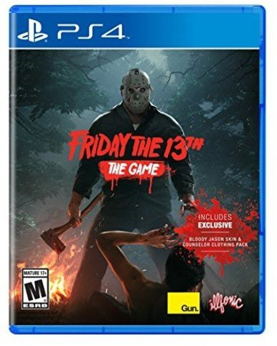Friday The 13th The Game (輸入版:北米) - PS4