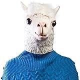Madheadz Alpaca Party Mask