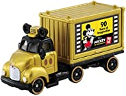 Takara Tomy 114116 Tomica Disney Motors Dream Carry Mickey 90th 1928 Edition Toy