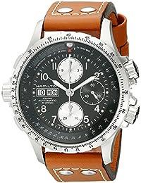 [ハミルトン]HAMILTON 腕時計 KHAKI AVIATION X-WIND H77616533 メンズ 日本未発売 米国からの直輸入品