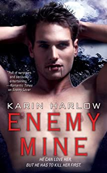 Enemy Mine by [Harlow, Karin]